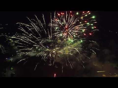 2019 Nanticoke City Big Bang fireworks display - 6/30/19