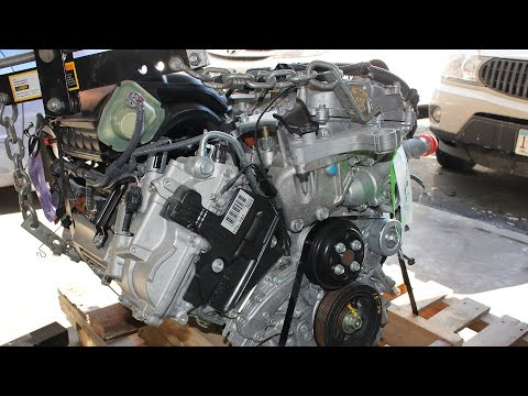 Installing Toyota RAV4 3.5L Engine In a Toyota Sienna | Engine Swap