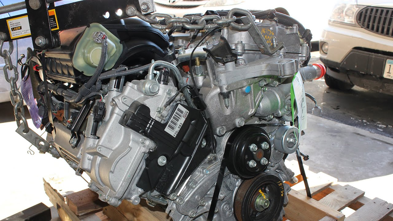 2007 Toyota Rav4 Engine