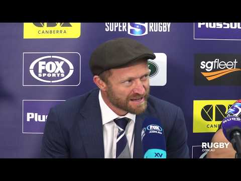Super Rugby 2019 Round 13: Sunwolves Press Conference