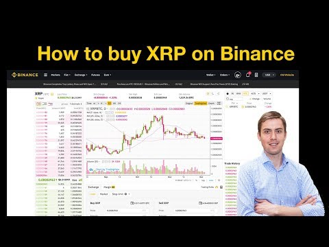 How to buy XRP (Ripple) on Binance (Tutorial) ✅ thumbnail