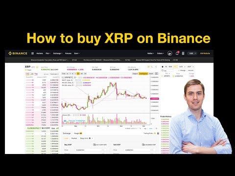 How To Buy XRP (Ripple) On Binance (Tutorial) ✅
