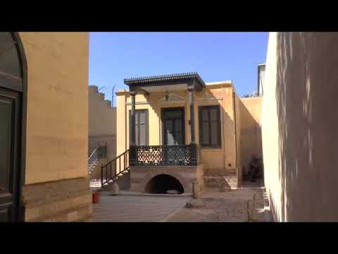 a tour of Ben Ezra Synagogue Fostat  Old Cairo Egypt