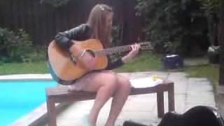 Amanda - Veronica Maggio, 17 år.