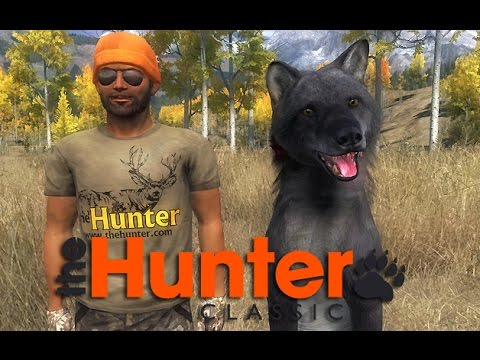 theHunter Grey Wolf first look
