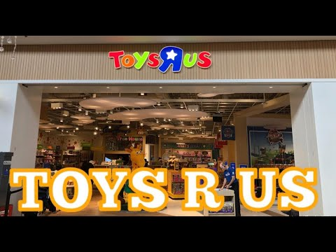 New TOYSRUS In New Jersey 2019 First Look