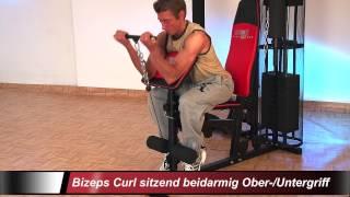 Christopeit Sport - Bizep / Delta / Trizep