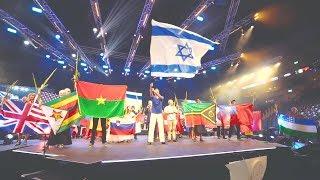 ISRAEL: Sukkot, sau Sărbătoarea corturilor 2019 - a doua zi