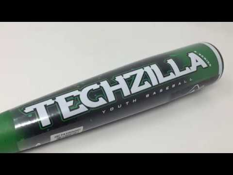 Anderson 2018 Techzilla S-Series -9 Hybrid Youth USA Baseball Bat