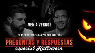 Preguntas y Respuestas // Promo especial Halloween