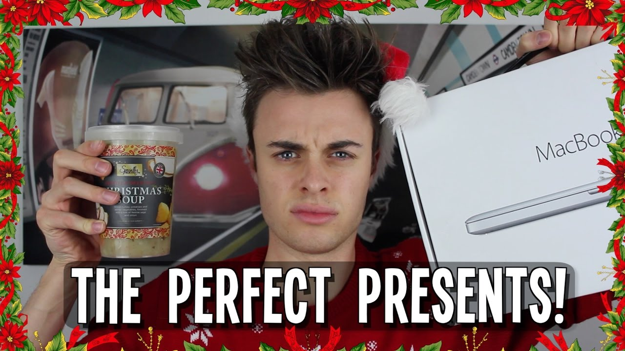 The Perfect Christmas Present.How To Buy The Perfect Christmas Present