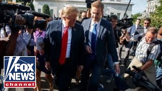 Trump's relationship with press comes back into focus