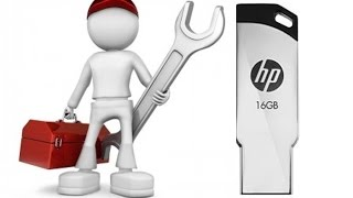 How to repair or format an undetectable pen drive, SD card or hard disk (HP,Sony,Sandisk,Transcend)