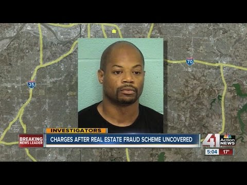 Charges after real estate fraud scheme uncovered