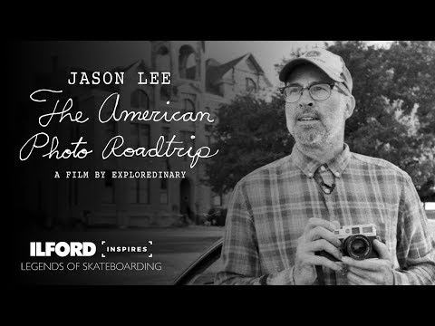 Jason Lee: The American Photo Roadtrip  An ILFORD Inspires film