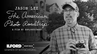 Jason Lee: The American Photo Roadtrip - An ILFORD Inspires film