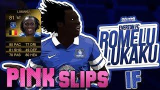FIFA 14 - Pink Slips LUKAKU IF