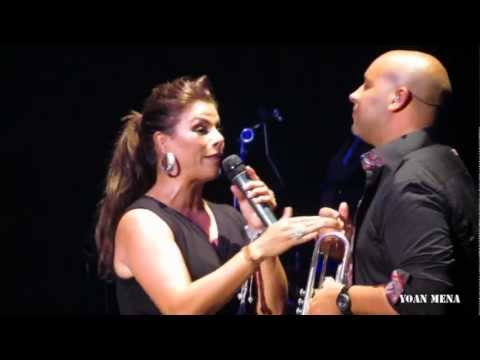 Olga Tanon live @ House of Blues Orlando - Part 1