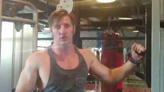 Жиросжигание Эпизод 8 - Тренировка спины и отчёт о проделанной работе. Back training and fat loss.