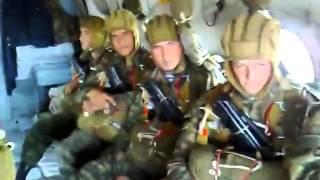 Прыжок 22 бригада г.Батайск 173отряд ооСпН  1рота