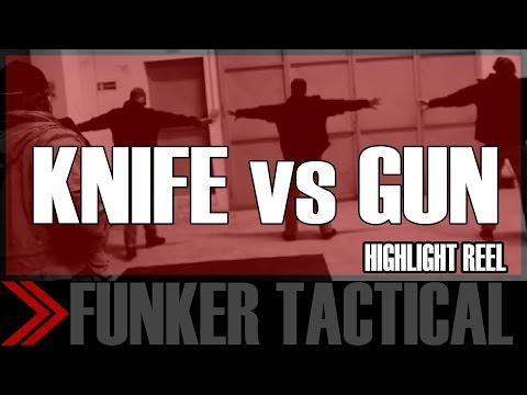Knife versus Gun | Instructor Zero & Doug Marcaida Team up!