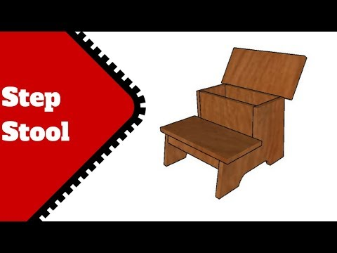 kids-step-stool-with-storage-plans