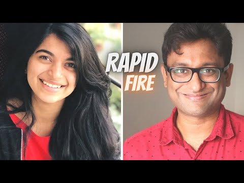 Catholic - RAPID FIRE ( with JD) hosted by Renita Castelino || SONG ON FIRE Catholic Ministries