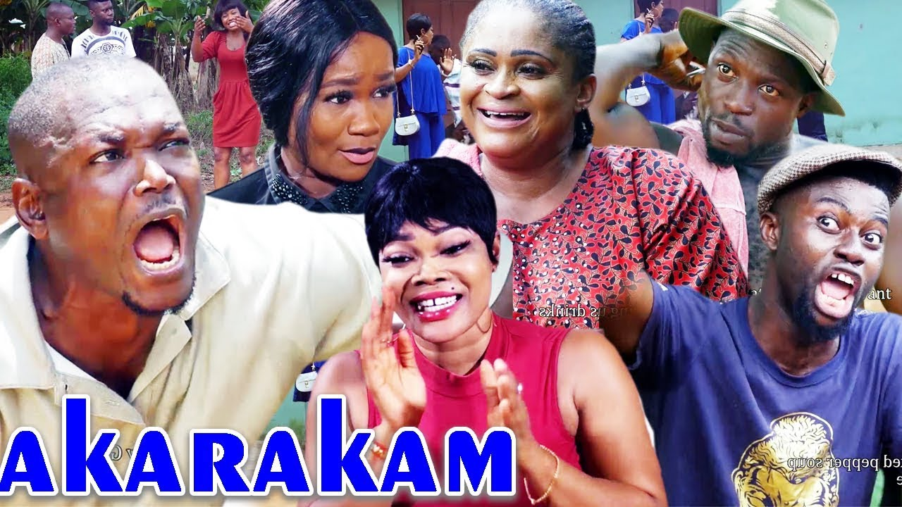 Download Akarakam (My Destiny) - 2019 Latest Nigerian Nollywood Igbo Movie Full HD