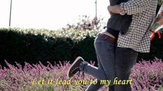 SOMEWHERE SOMEHOW-Michael Smith ft. Amy Grant.wmv