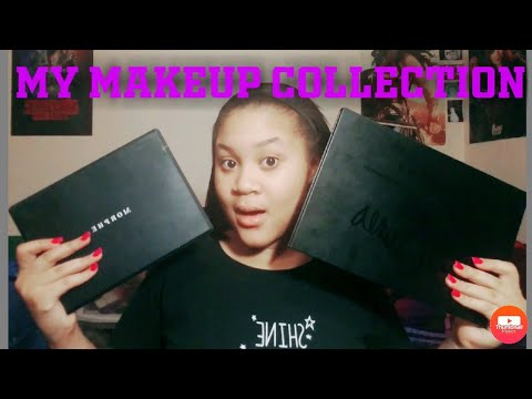 My Makeup Collection |Dominique Beauty thumbnail