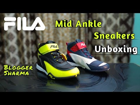 Fila Ivanzo Motorsport Shoes   Budget