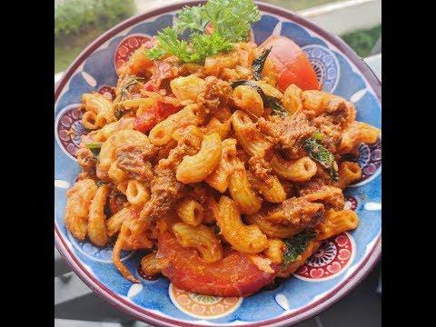 resepi-mudah-macaroni-goreng-singapore-style