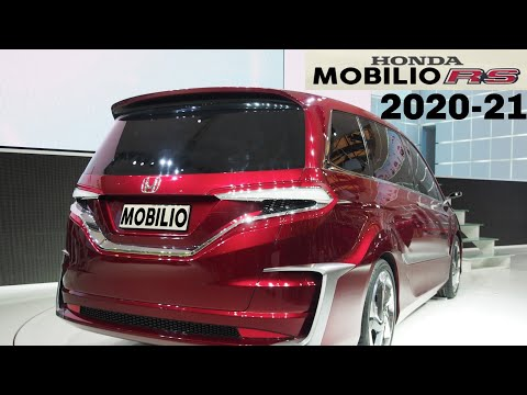 HONDA MOBILIO 2021 || Exterior || Interior || 2020-21 MOBILE May Inspired From Odyssey