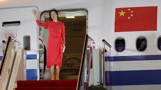 Meng Wanzhou arrives in China after dropped extradition case