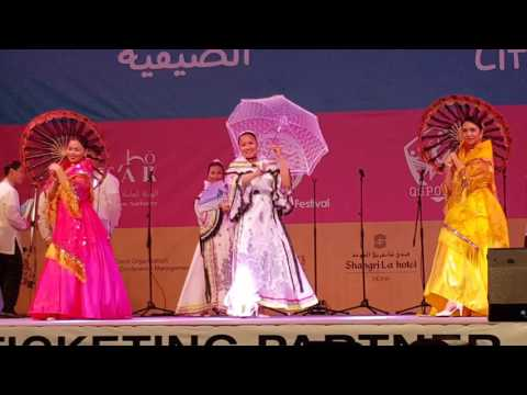 Summer Entertainment- Doha Filipino Folkdance