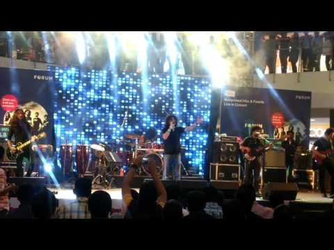 Fossils -  Ekla Ghar live at forum...