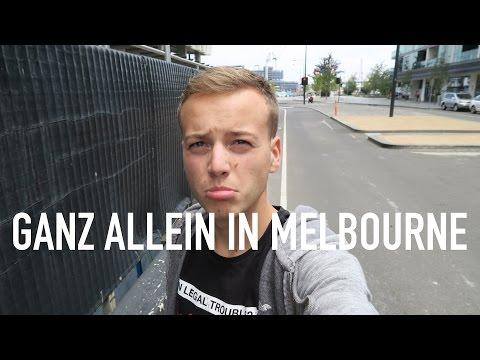 GANZ ALLEIN IN MELBOURNE! // Work & Travel Australien #68