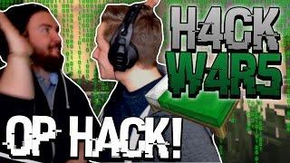 OP-RECHTE HACK IN BEDWARS | HACK WARS MIT STURMWAFFELHD | REWINSIDE