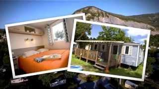 La Plage Fleurie, un camping de luxe au bord de l'Ardèche