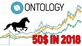 Криптовалюта Которая Попадет в ТОП 10 Ontology Тёмная лошадка 2018 Прогноз ONT