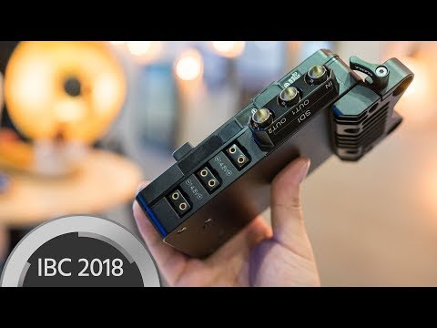 Tilta Universal Battery Plate - Powering Small and Large Cameras and Accessories