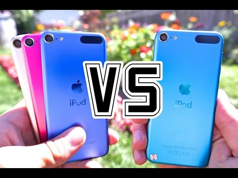 Ipod Touch 6g Vs 5g