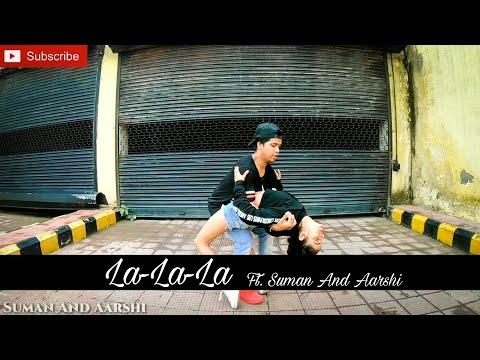 Mario Baro - La La La Ft. Suman And Aarshi || Bachata Dance Cover.