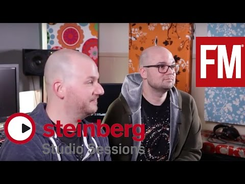 Steinberg Studio Sessions S03E06 – Black Sun Empire: Part 1