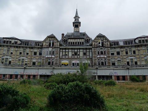 URBEX Sanatorium Du Basil   Belgium 2019