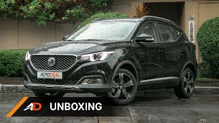 MG ZS 1.5 AT Alpha - Unboxing