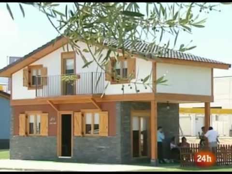 Casas prefabricadas cofitor en canal 24 horas youtube - Casas prefabricadas cofitor ...