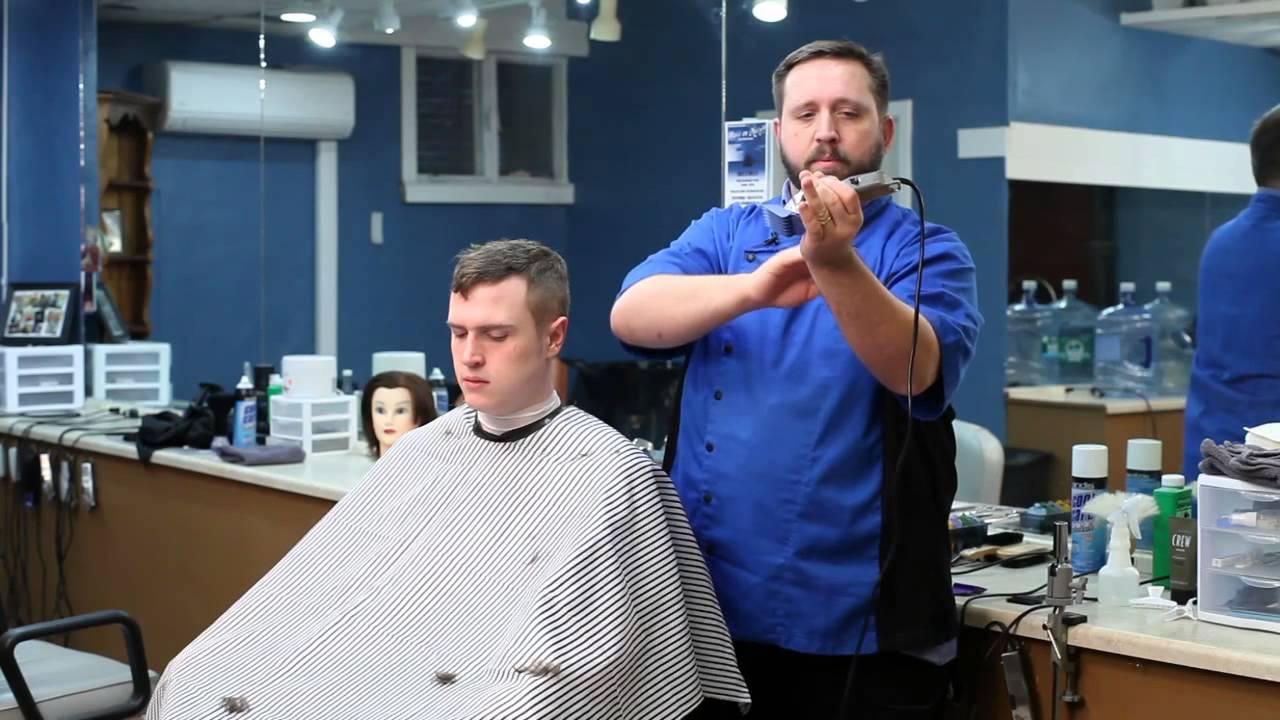 How To Cut A Buzzcut Hair Clippers Mens Hair Youtube