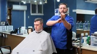 How to Cut a Buzzcut : Hair Clippers & Men
