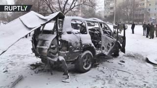 В Луганске в результате теракта погиб начальника управления Народной милиции ЛНР